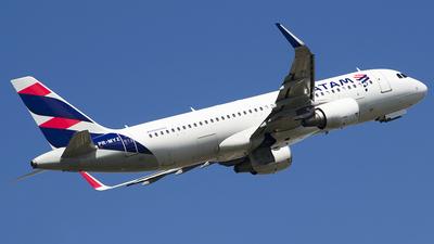 PR-MYZ - Airbus A320-214 - LATAM Airlines