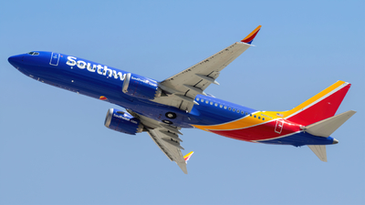 N8801Q - Boeing 737-8 MAX - Southwest Airlines