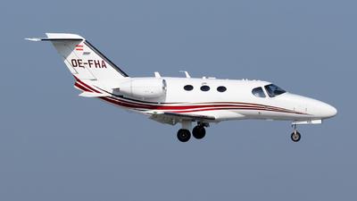 OE-FHA - Cessna 510 Citation Mustang - GlobeAir
