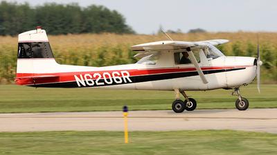 A picture of N6206R - Cessna 150E - [15061506] - © Jeremy D. Dando