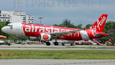RP-C8970 - Airbus A320-216 - AirAsia Zest