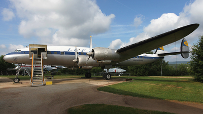 D-ALIN - Lockheed L-1049G Super Constellation - Lufthansa