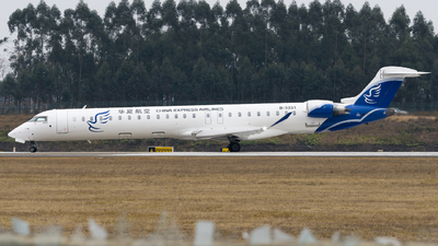 B-3251 - Bombardier CRJ-900LR - China Express Airlines