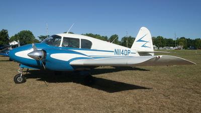 A picture of N1140P - Piper PA23 Apache - [23152] - © Felipe Garcia