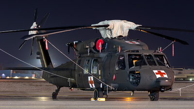 20-21121 - Sikorsky HH-60M Blackhawk - United States - US Army