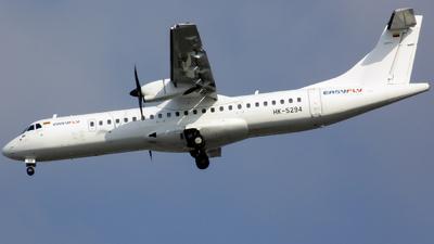 HK-5294 - ATR 72-212A(600) - EasyFly