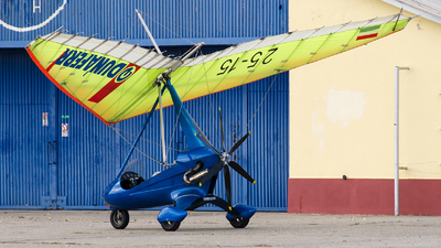 25-15 - TL Ultralight TL-22 Duo - Private