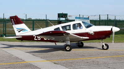 ZS-CBB - Piper PA-28-180 Cherokee E - Eagle Air Flight School