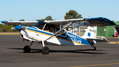 VH-PWC - American Champion 8GCBC Scout - Western Australia Government - Parks and Wildlife