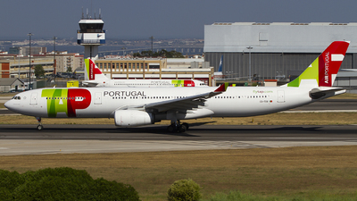 CS-TOU - Airbus A330-343 - TAP Air Portugal