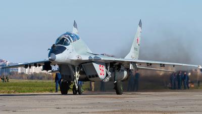 RF-92154 - Mikoyan-Gurevich MiG-29UB Fulcrum - Russia - Air Force