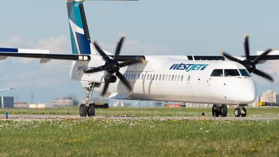 C-GJEN - Bombardier Dash 8-Q402 - WestJet Encore