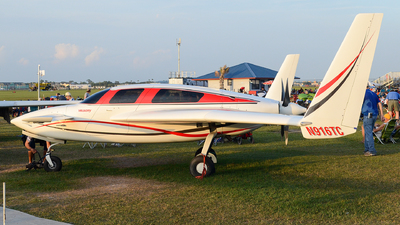 N916TC - Velocity TXL-5 RG - Private