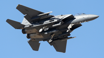 97-0217 - McDonnell Douglas F-15E Strike Eagle - United States - US Air Force (USAF)