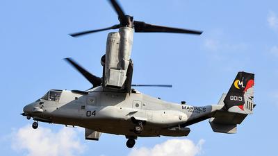 168013 - Boeing MV-22B Osprey - United States - US Marine Corps (USMC)