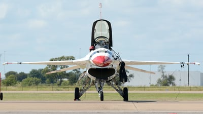 91-0392 - General Dynamics F-16C Fighting Falcon - United States - US Air Force (USAF)