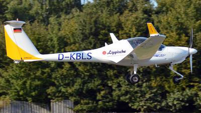 D-KBLS - Diamond HK-36TTC Super Dimona - LSG Lippe-Südost