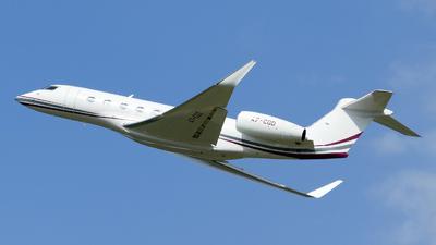 A7-CGD - Gulfstream G650ER - Qatar Executive