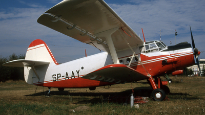 SP-AAY - Antonov An-2 - Private