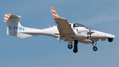 G-FFMV - Diamond DA-42 MNG - Cobham Aviation Services