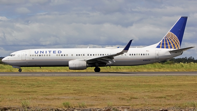 N38454 - Boeing 737-924ER - United Airlines