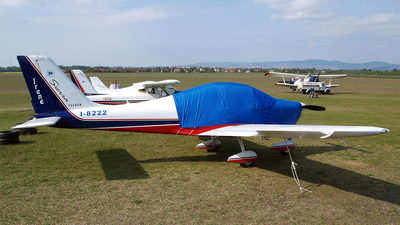 I-8222 - Tecnam P2002 Sierra - Private