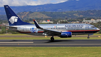 N904AM - Boeing 737-752 - Aeroméxico