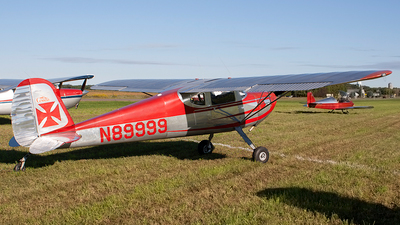 N89999 - Cessna 140 - Private