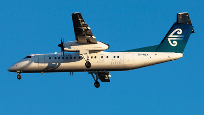 ZK-NEK - Bombardier Dash 8-Q311 - Air New Zealand