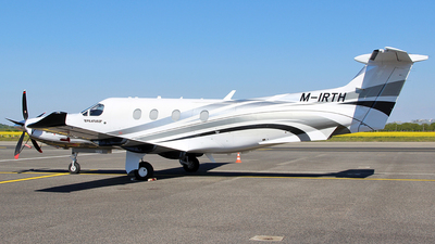 M-IRTH - Pilatus PC-12/47E - Private