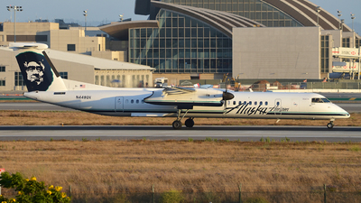 N448QX - Bombardier Dash 8-Q402 - Alaska Airlines (Horizon Air)