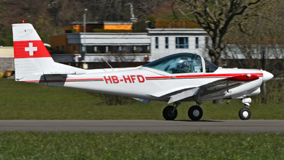 HB-HFD - FFA AS-202/18A Bravo - Private