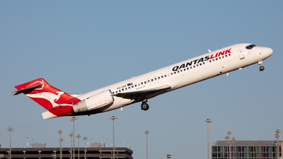 VH-YQV - Boeing 717-2BL - QantasLink (Cobham Aviation Services Australia)