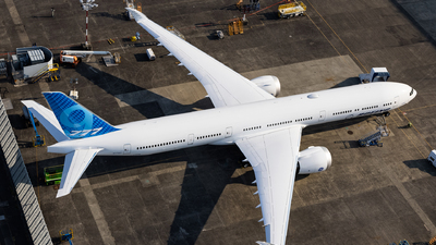 A picture of N779XY - Boeing 7779 - Boeing - © bill wang
