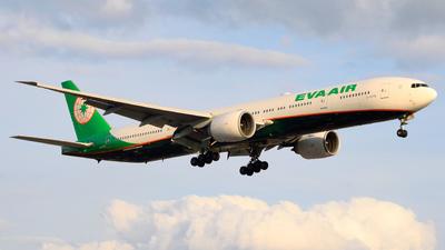 B-16716 - Boeing 777-35EER - Eva Air