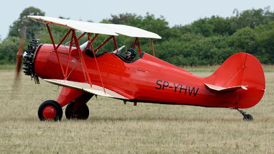 SP-YHW - Hatz CB-1 - Private