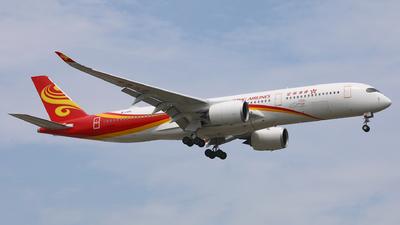 B-LGD - Airbus A350-941 - Hong Kong Airlines