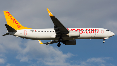 A picture of TCIZG - Boeing 7378AS - [33605] - © Thomas Ernst