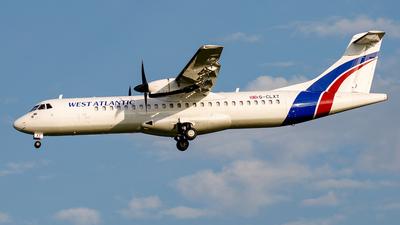G-CLXT - ATR 72-212(F) - West Atlantic Airlines