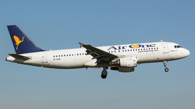EI-DSW - Airbus A320-216 - Air One