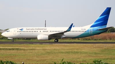 PK-GEN - Boeing 737-8AS - Garuda Indonesia