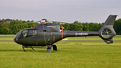 D-HEHH - Eurocopter EC 120B Colibri - Euroheli Helicopterdienste