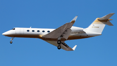 N728MM - Gulfstream G450 - Private