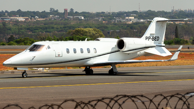 A picture of PPBED - Learjet 60 - [60310] - © brasiliaspotter