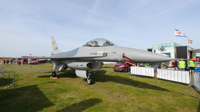 J-248 - General Dynamics F-16A Fighting Falcon - Netherlands - Royal Air Force