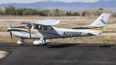 N2266K - Cessna T182T Skylane TC - Private