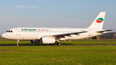 A picture of LZLAA - Airbus A320231 - European Air Charter - © Simon Prechtl