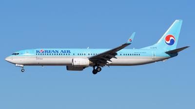 A picture of HL8273 - Boeing 7379B5(ER) - Korean Air - © sunshy0621