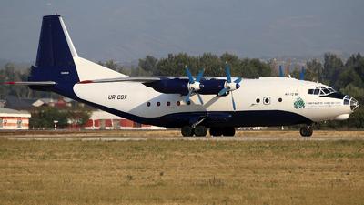 UR-CGX - Antonov An-12B - Shovkoviy Shlyah Airlines