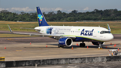 A picture of PRYSF - Airbus A320251N - Azul Linhas Aereas - © Wiliam Braun